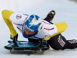 KIZAK, BOBSLEİGH ...SKELETON ve ...